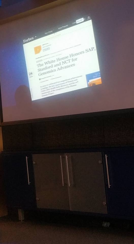 Presentation (SAP Africa)